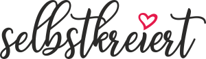 Selbstkreiert Logo