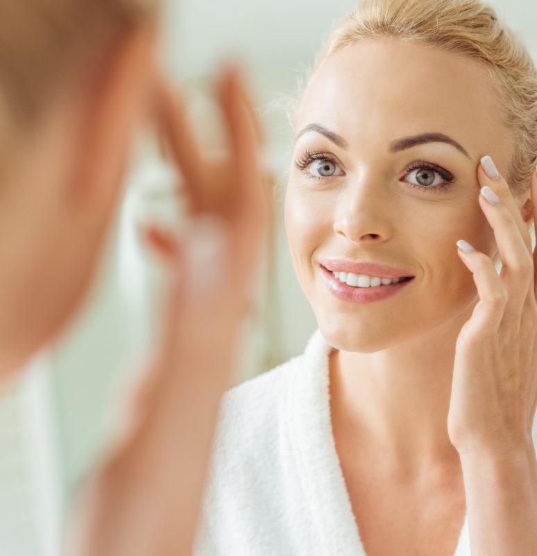 Die richtigen Lebensmittel für Haut & Haare