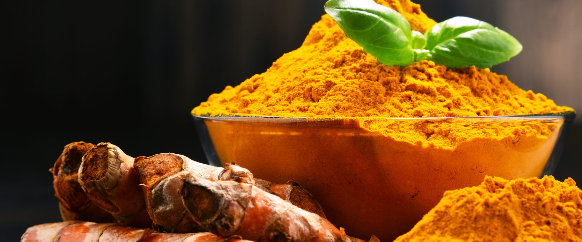 Das Superfood: Curcuma